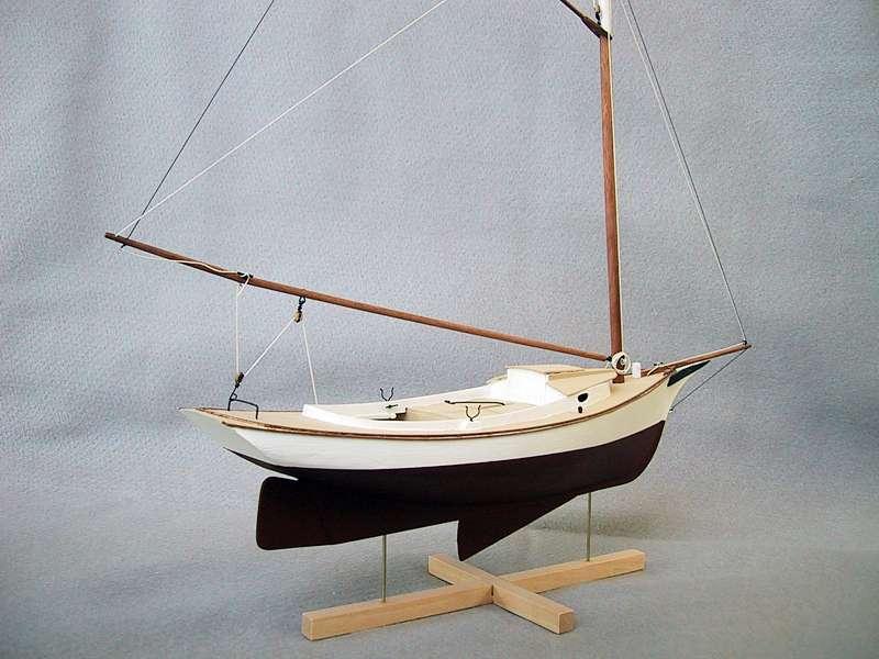The Model Boatyard - Muscongus Bay Lobster Smack